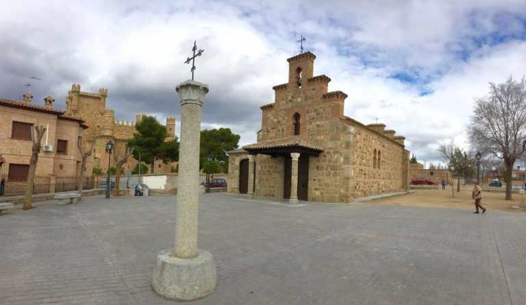 Excursión 5 de marzo 2017 Tierras de Toledo: Guadamur – Puebla de Montalbán