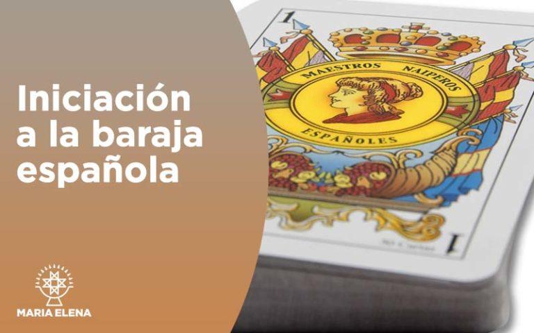 Iniciación a la baraja española – 21 marzo