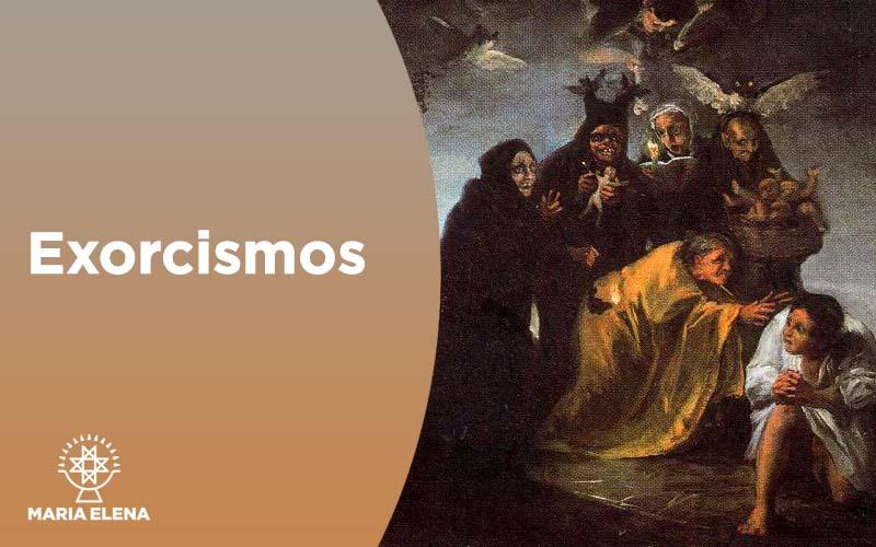 Exorcismos  4 julio