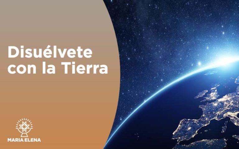 Disuélvete con la Tierra 17-18-19 mayo