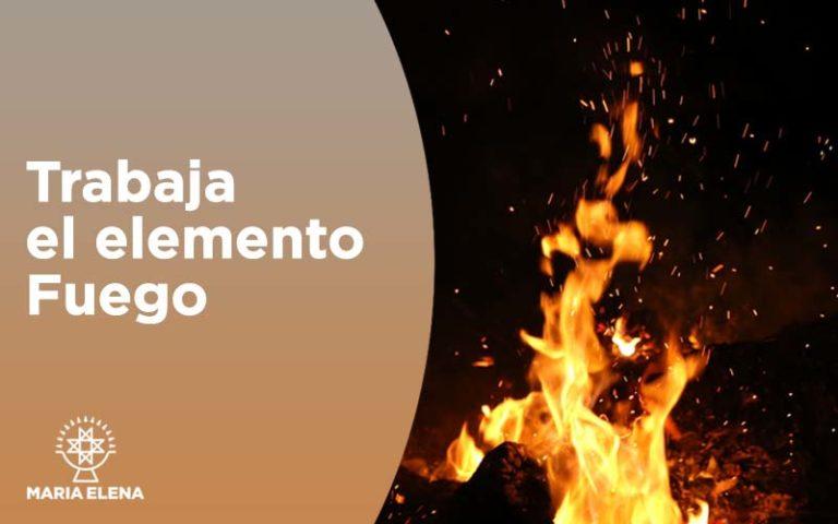 Trabaja el elemento Fuego 19-20-21 julio